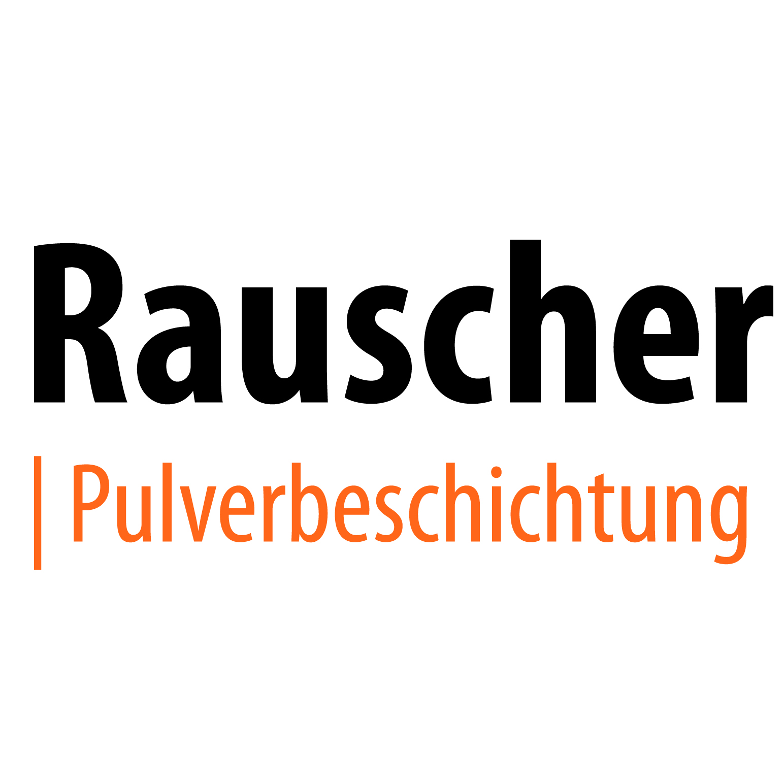 Rauscher_Logo_Pulverbeschichtung